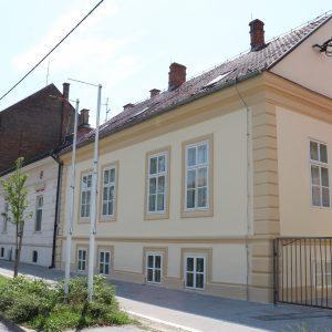 Obnovljena zgrada Gradskog muzeja Sisak