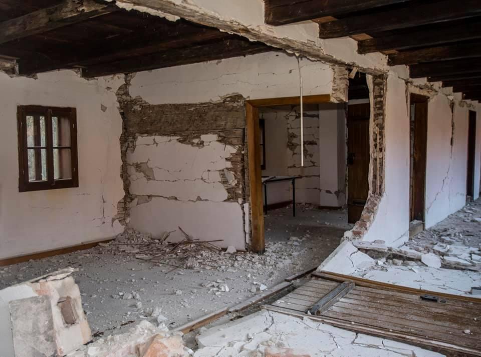 Holandska kuća i utvrda Stari grad zatvoreni za javnost zbog posljedica potresa